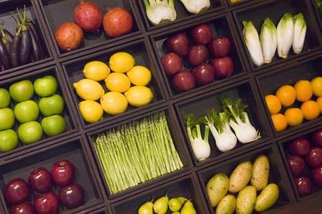 Ăn 3 loại rau, 2 loại trái cây mỗi cây mỗi ngày giúp bạn sống thọ - 2