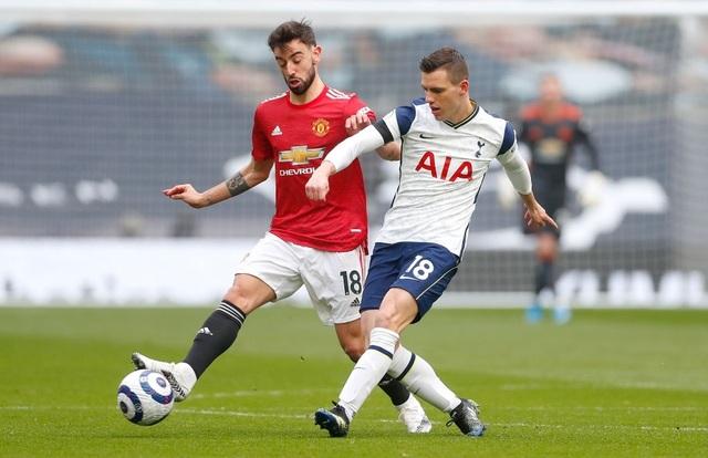 Tottenham 1-3 Man Utd: Màn lội ngược dòng phục hận tuyệt vời - 15