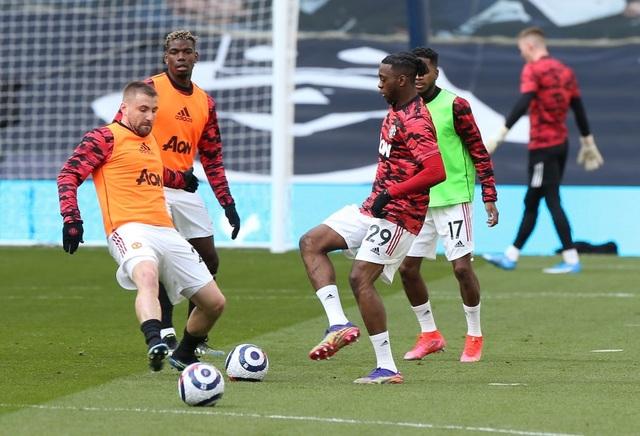 Tottenham 1-3 Man Utd: Màn lội ngược dòng phục hận tuyệt vời - 22