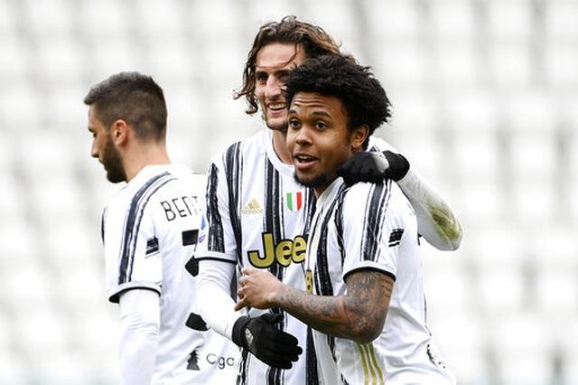 C.Ronaldo bỏ lỡ không tưởng, Juventus vẫn giành chiến thắng tưng bừng - 4