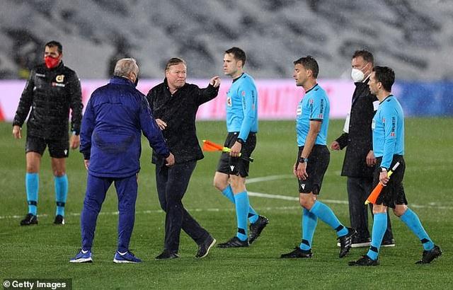HLV Koeman chỉ trích trọng tài, HLV Zidane lo lắng trước khi đấu Liverpool - 3