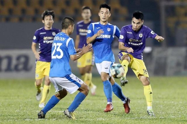 CLB Hà Nội 4-0 Than Quảng Ninh: Quang Hải rực sáng - 22
