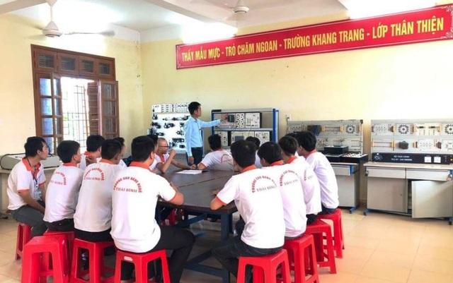 Thái Bình: Hơn 2000 người tham gia học nghề trong quý I/2021 - 1
