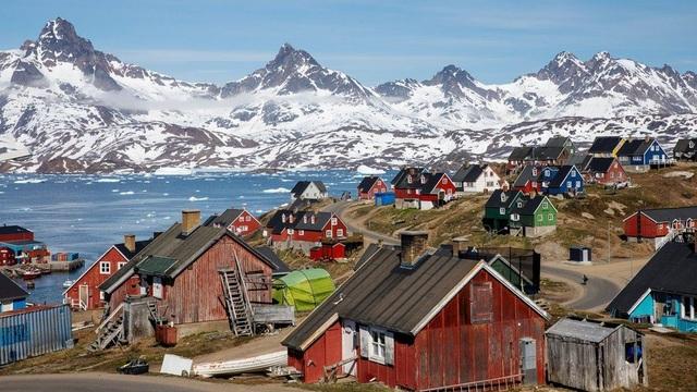 Những cái đầu nóng ở Greenland - 1