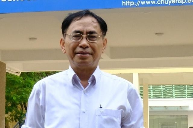 PGS.TS Nguyễn Hội Nghĩa nguyên Phó giám đốc ĐHQG TP.HCM qua đời ở tuổi 63 - 1