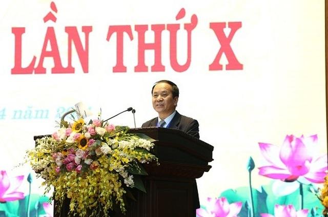 Luật sư Đào Ngọc Chuyền được bầu làm Chủ nhiệm Đoàn Luật sư Hà Nội
