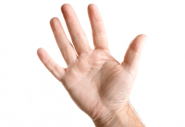 Đặc điểm bàn tay của người có một lá gan khỏe - 3
