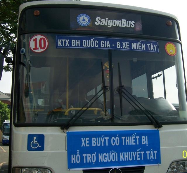 Xe buýt từ chối phục vụ người khuyết tật: Phân biệt đối xử từ trong tư duy! - 5