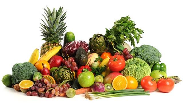 Ăn 3 loại rau, 2 loại trái cây mỗi cây mỗi ngày giúp bạn sống thọ - 1