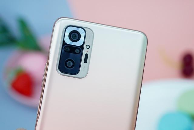 Redmi Note 10 Pro MFF phiên bản giới hạn: Chỉ khác màu sắc vỏ ốp lưng - 5