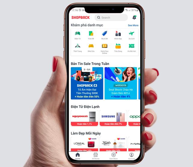 Người tiêu dùng thích thú khi tiết kiệm tiền từ việc mua sắm online - 3