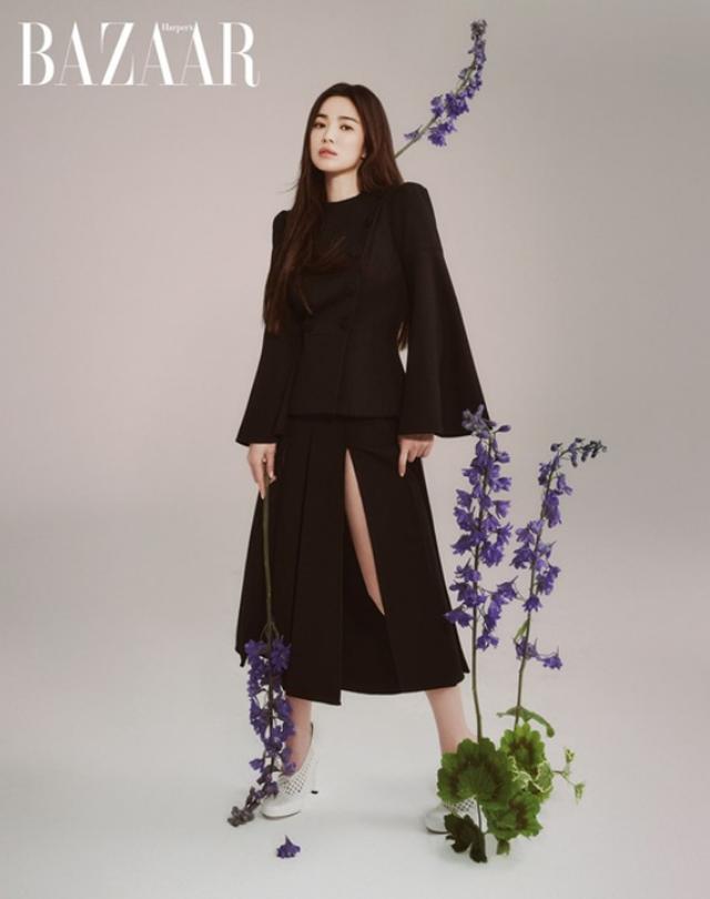Song Hye Kyo đốn tim người hâm mộ với ảnh chụp trộm - 5