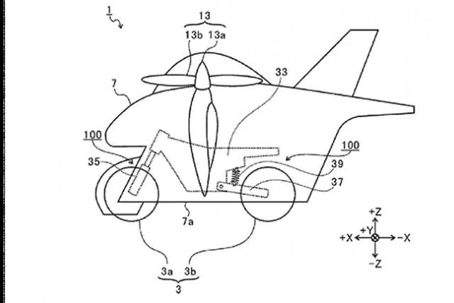 Lộ bằng chứng cho thấy Subaru ôm mộng làm motor bay - 1