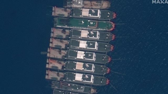 Vạch trần các hành vi tăng tốc bành trướng của Trung Quốc ở Biển Đông - 1