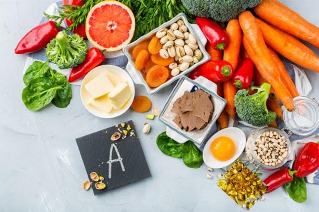 Điểm danh 3 loại vitamin quan trọng hàng đầu với lá gan - 1