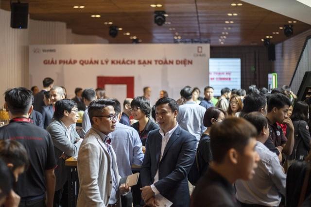 Vingroup ra mắt Bộ giải pháp chuyển đổi số quản lý khách sạn toàn diện CiHMS - 2