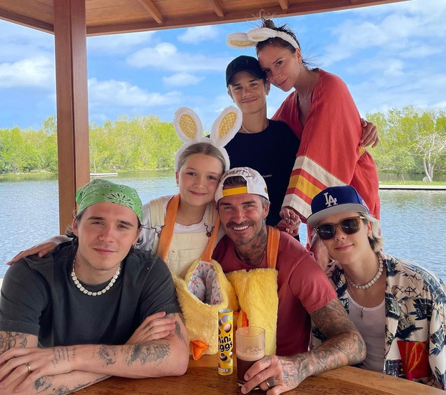 Bí quyết giữ hôn nhân hạnh phúc của vợ chồng David Beckham - 4