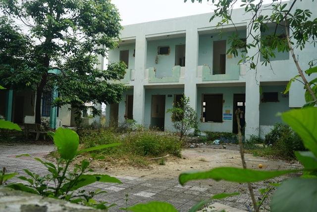 Cận cảnh bệnh viện bỏ hoang giữa khu đất vàng ven biển Đà Nẵng - 5