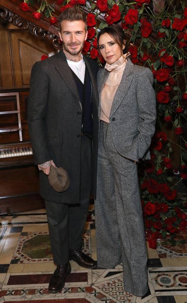 Bí quyết giữ hôn nhân hạnh phúc của vợ chồng David Beckham - 3
