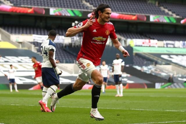 Tottenham 1-3 Man Utd: Màn lội ngược dòng phục hận tuyệt vời - 2