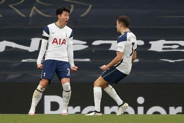 Tottenham 1-3 Man Utd: Màn lội ngược dòng phục hận tuyệt vời - 1