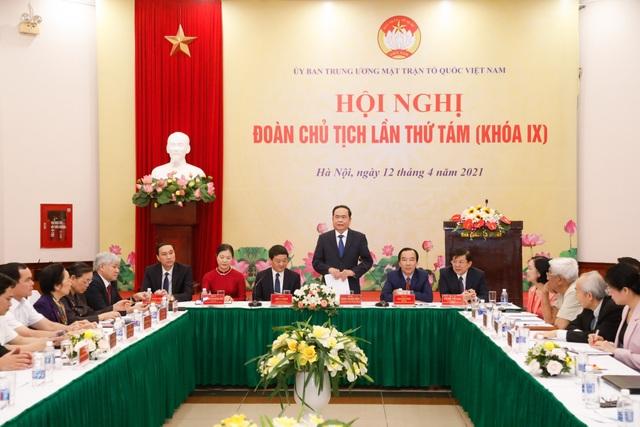 Bí thư Trung ương Đảng Đỗ Văn Chiến làm Chủ tịch MTTQ Việt Nam - 2