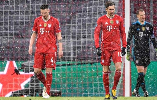 Lượt về tứ kết Champions League: Nhà Vua quỳ gối trước siêu nhân - 2