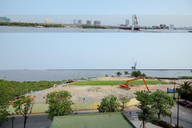 Quảng trường mới tại Sài Gòn - Grand Marina ngay bờ sông quận 1 - 2