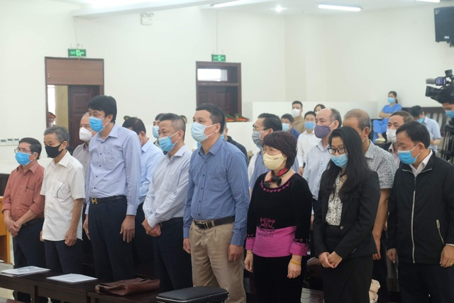 Xét xử vụ Gang thép Thái Nguyên: Bác đề nghị triệu tập một số nhân chứng - 1
