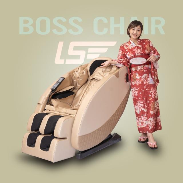Ghế massage Boss Chair - sức khỏe trọn vẹn cho mọi gia đình - 2