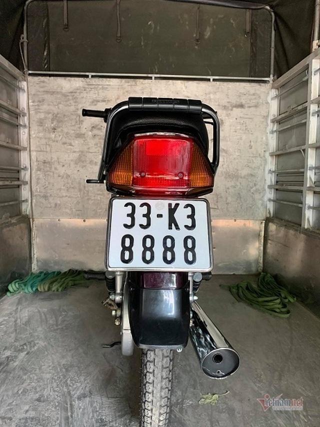 Honda Dream Thái đời 2000 biển tam hoa giá hơn 100 triệu đồng - 2