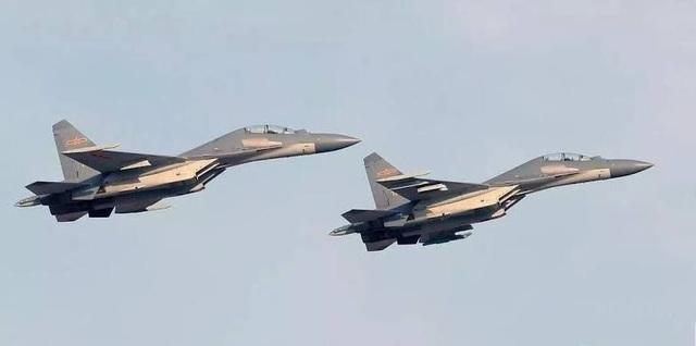 25 máy bay quân sự Trung Quốc áp sát Đài Loan - 1