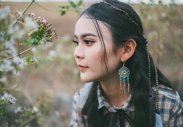 Nữ sinh 10x biết 2 ngoại ngữ, xinh đẹp như bông hồng lai Thái Lan - 11