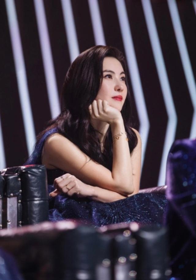 Mặc trùng váy, Dương Mịch và Trương Bá Chi ai đẹp hơn? - 7