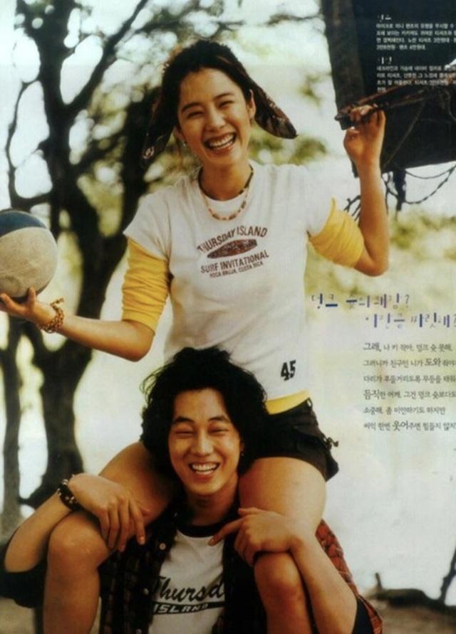 20 năm sau chuyện tình với So Ji Sub, mỹ nhân Giày thủy tinh vẫn cô đơn - 6