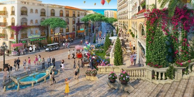 Chính thức giới thiệu phân khu shophouse duy nhất tại Sun Grand City Hillside Residence - 3