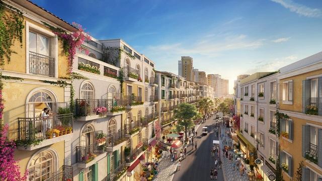 Chính thức giới thiệu phân khu shophouse duy nhất tại Sun Grand City Hillside Residence - 4