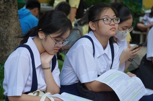 TPHCM thi lớp 10 vào ngày 2 -3/6, đề thi theo hướng kiểm tra năng lực - 2