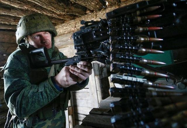 Bên trong chiến tuyến nóng rực khiến Nga - Ukraine căng như dây đàn - 2