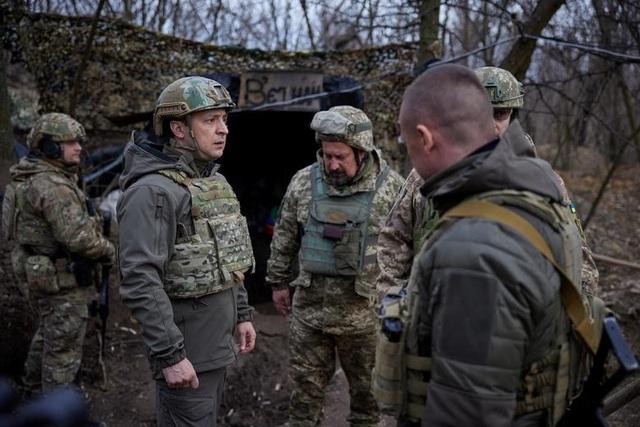 Bên trong chiến tuyến nóng rực khiến Nga - Ukraine căng như dây đàn - 5