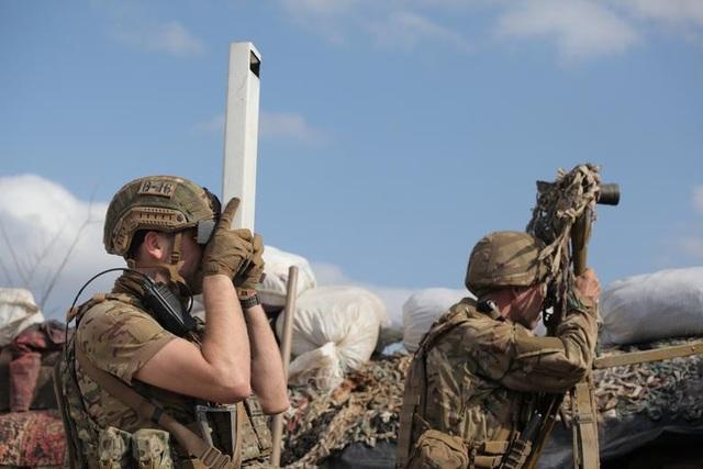 Bên trong chiến tuyến nóng rực khiến Nga - Ukraine căng như dây đàn - 8