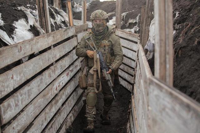 Bên trong chiến tuyến nóng rực khiến Nga - Ukraine căng như dây đàn - 7