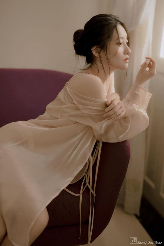 Ngẩn ngơ trước vẻ đẹp mong manh của nàng thơ Đà Lạt - 14