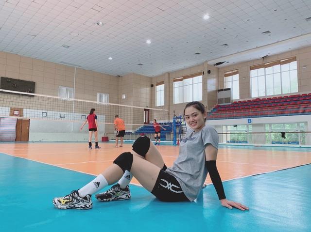 Báo Trung Quốc ấn tượng với vận động viên bóng chuyền xinh đẹp của Việt Nam - 5