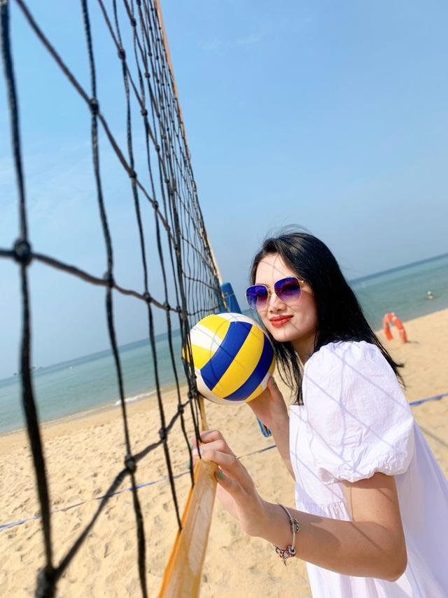 Báo Trung Quốc ấn tượng với vận động viên bóng chuyền xinh đẹp của Việt Nam - 4
