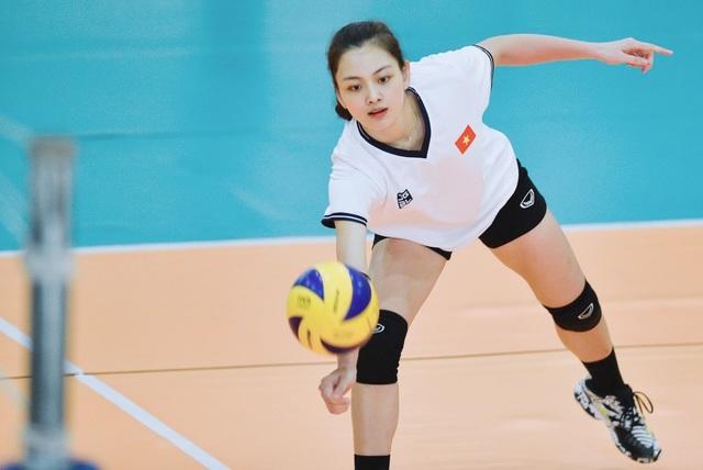 Báo Trung Quốc ấn tượng với vận động viên bóng chuyền xinh đẹp của Việt Nam - 12