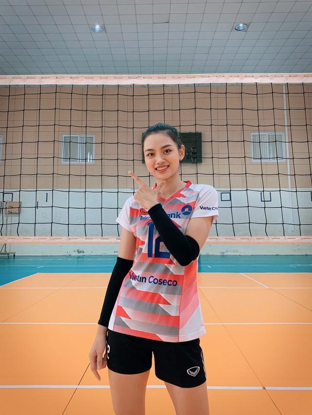 Báo Trung Quốc ấn tượng với vận động viên bóng chuyền xinh đẹp của Việt Nam - 8