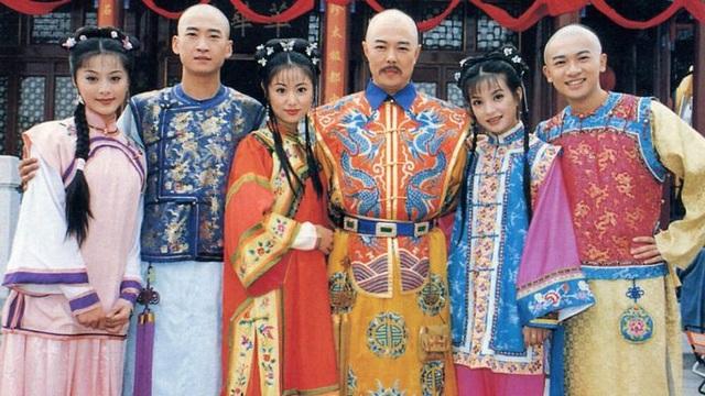 Dàn diễn viên đình đám của Hoàn châu cách cách sau 23 năm - 1