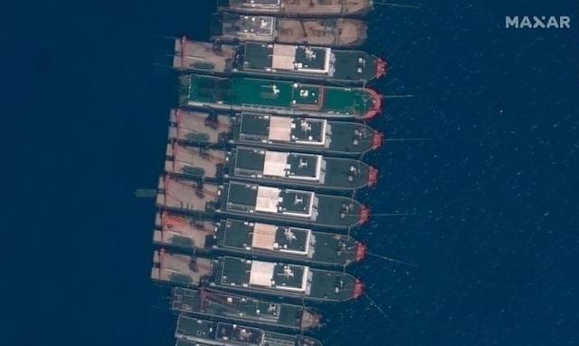 Vũ khí Trung Quốc dùng để bành trướng phi pháp ở Biển Đông - 1