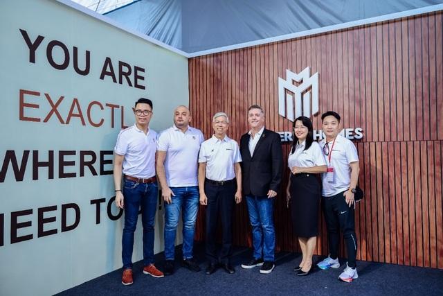 Masterise Homes tài trợ vàng giải Techcombank Marathon Quốc Tế TPHCM - 2
